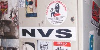 Sticker Bombing 5