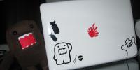 Stikers на ноутбук 3