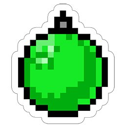 1142_burenka_ball_green