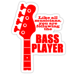 стикер гитара