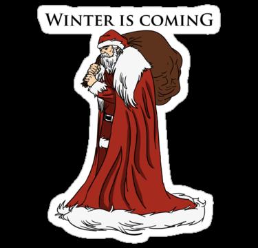 1277 Winter is Coming, Santa Stark