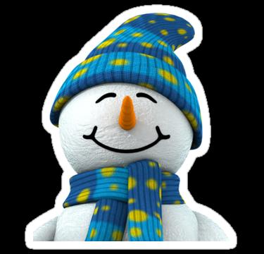 1287 Снеговик