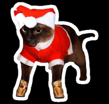 1289 Рождественский Кот