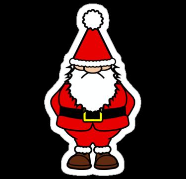 1299 Ворчливый Санта
