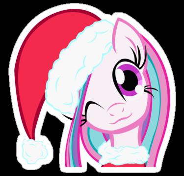 1311 Merry Christmas Princess Celestia