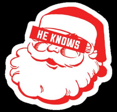 1316 Санта знает