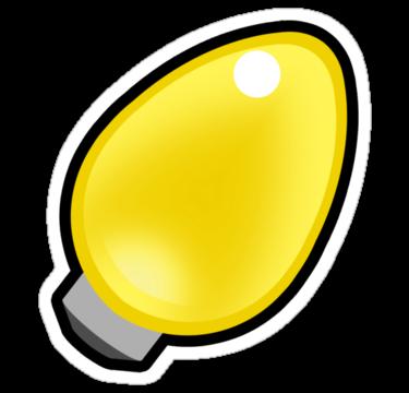 1329 Желтый огонек