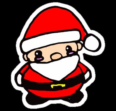 1337 Chibi Santa
