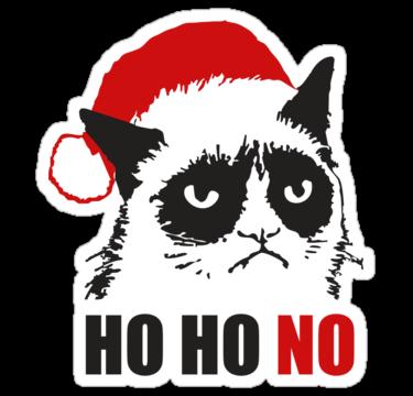 Grumpy Cat HO HO NO 2