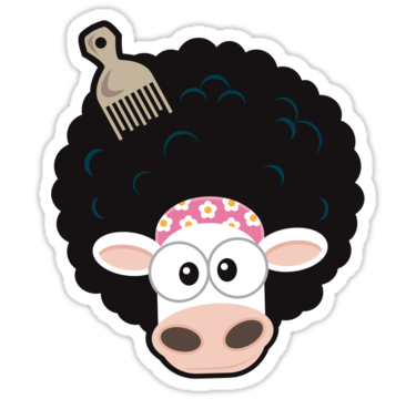 1351 Afro Cow