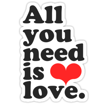1357 All You Need Is Love