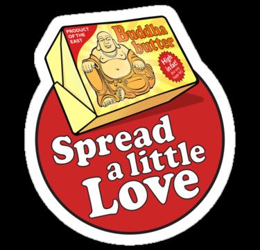 1406 Buddha Butter