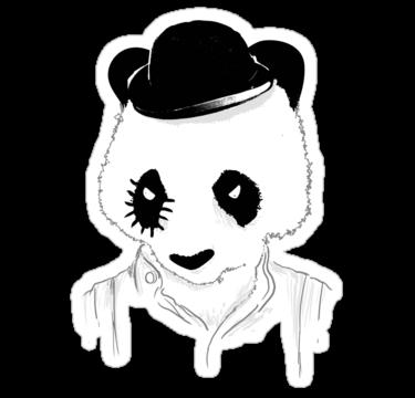 1433 Clockwork panda