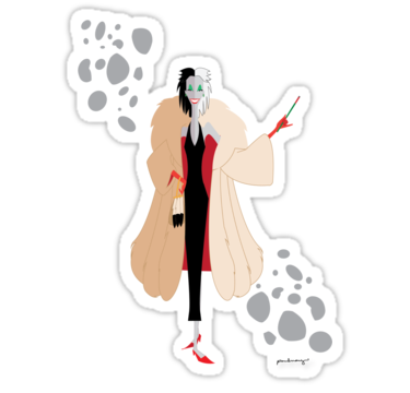 1442 Cruella DeMon