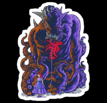 1459 Demon and Child