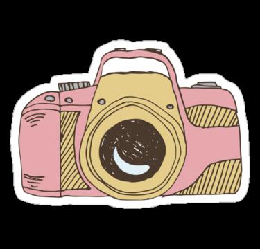 1469 DSLR Camera Pink