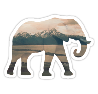 1473 Elephant and Homer Spit