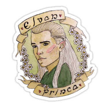 1474 elven prince