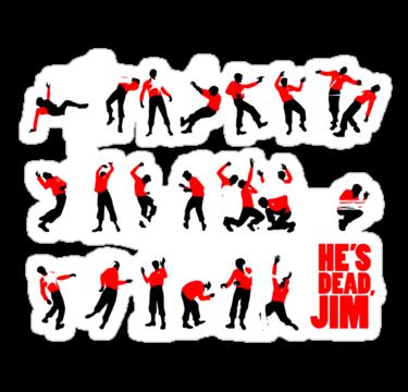 1531 He's dead, Jim