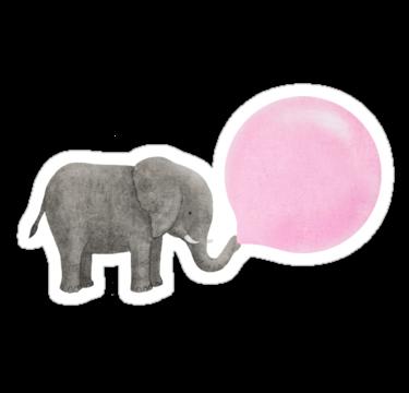 1572 Jumbo Bubble Gum