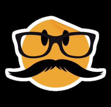 1632 Moustache 17