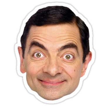 1634 Mr Bean Face