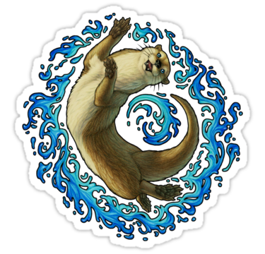 1661 Otter Waves