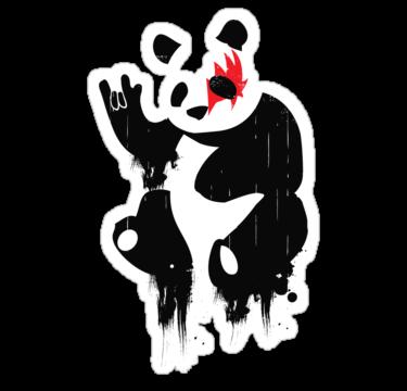 1670 Panda Rocks