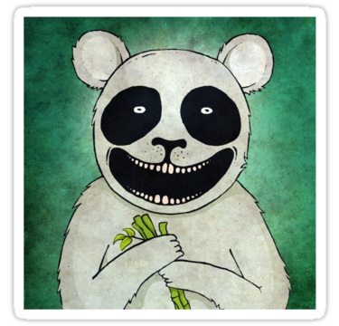 1695 Psycho Panda