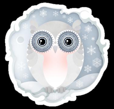 1737 Snowly Owl