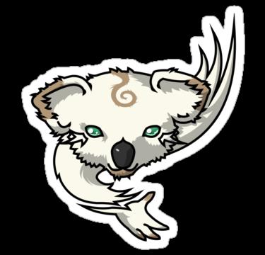 1741 Spirit Guide - Koala