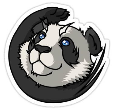 1742 Spirit Guide - Panda