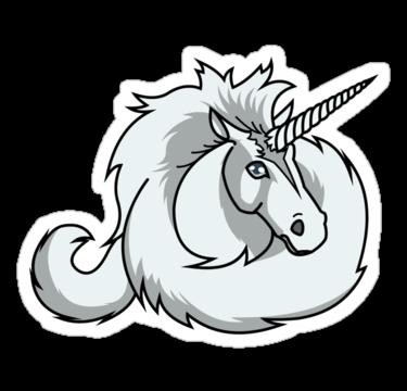 1743 Spirit Guide - Unicorn