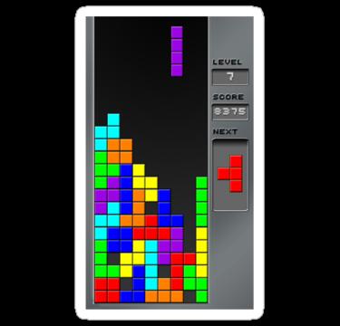 1768 Tetris
