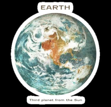 1781 Third Planet