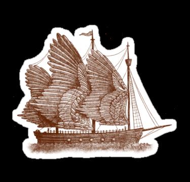 1819 Winged Voyage