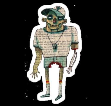1833 zombie coach
