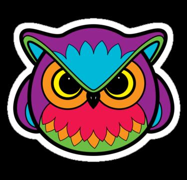 1836 Angry Owl