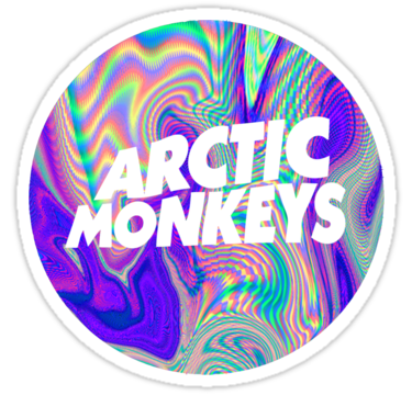 1849 Arctic Monkeys Logo 1
