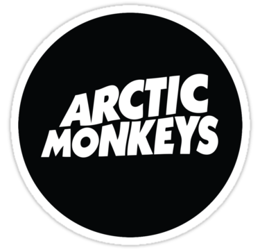 1850 Arctic Monkeys Logo 2