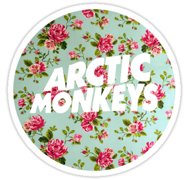 1851 Arctic Monkeys Logo 3