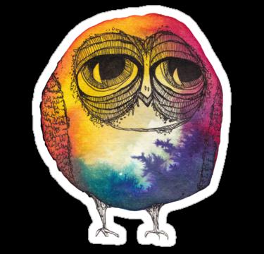 1866 Blob Owl
