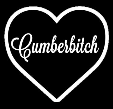 1894 CumberBitch ( Benedict Cumberbatch's Bitch )