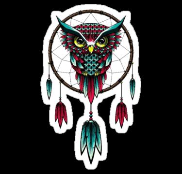 1919 Ethnic Owl