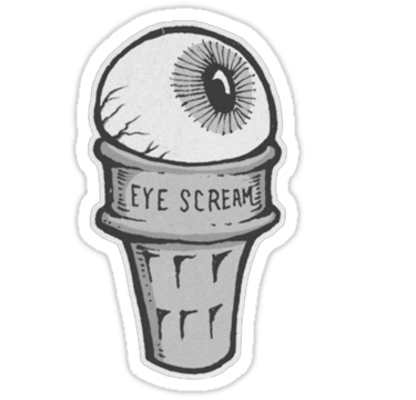 1921 Eye Scream