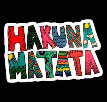1946 Hakuna Matata