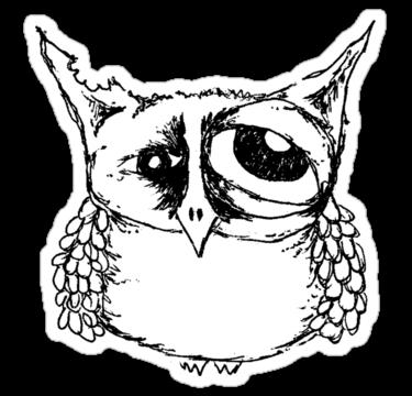 1948 Hangover Owl