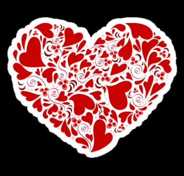 1950 Heart