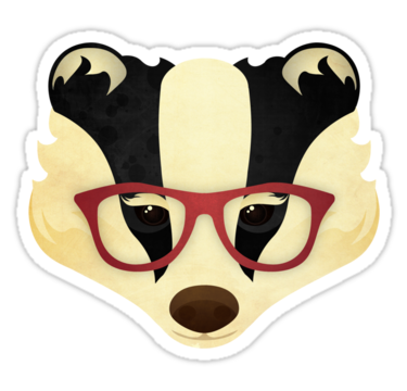 1958 Hipster Badger