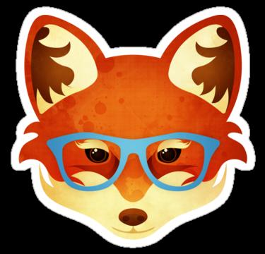 1959 Hipster Fox